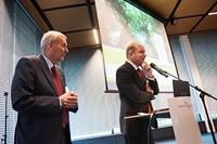 Fotoimpressie Bio-energiedag Oost-Nederland