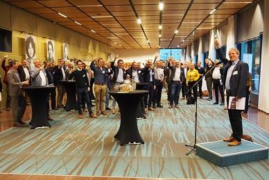 Combinaties opwekking en opslag thema Nieuwe Energiedag Oost-Nederland