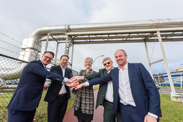 Meer bio-energie voor warmtenetten