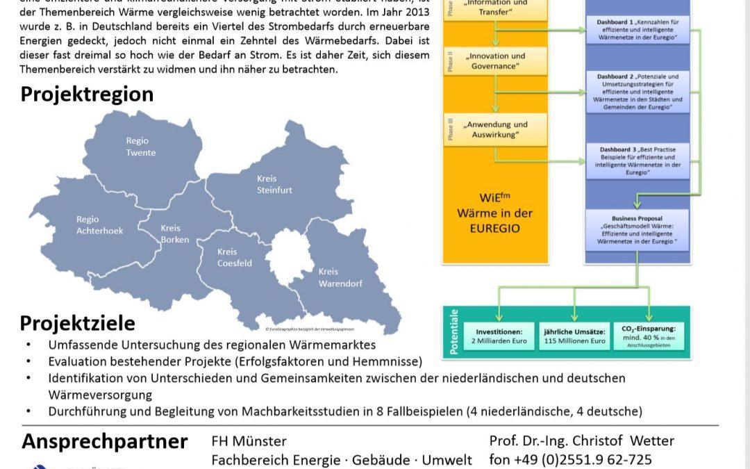 4de Expert Workshop: Warmte in de EUREGIO
