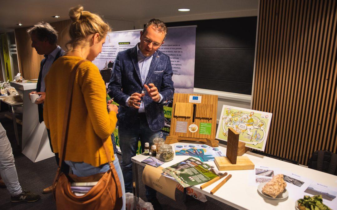 Inspirerend Gelderlands event: Biomassa is vooral leuk!