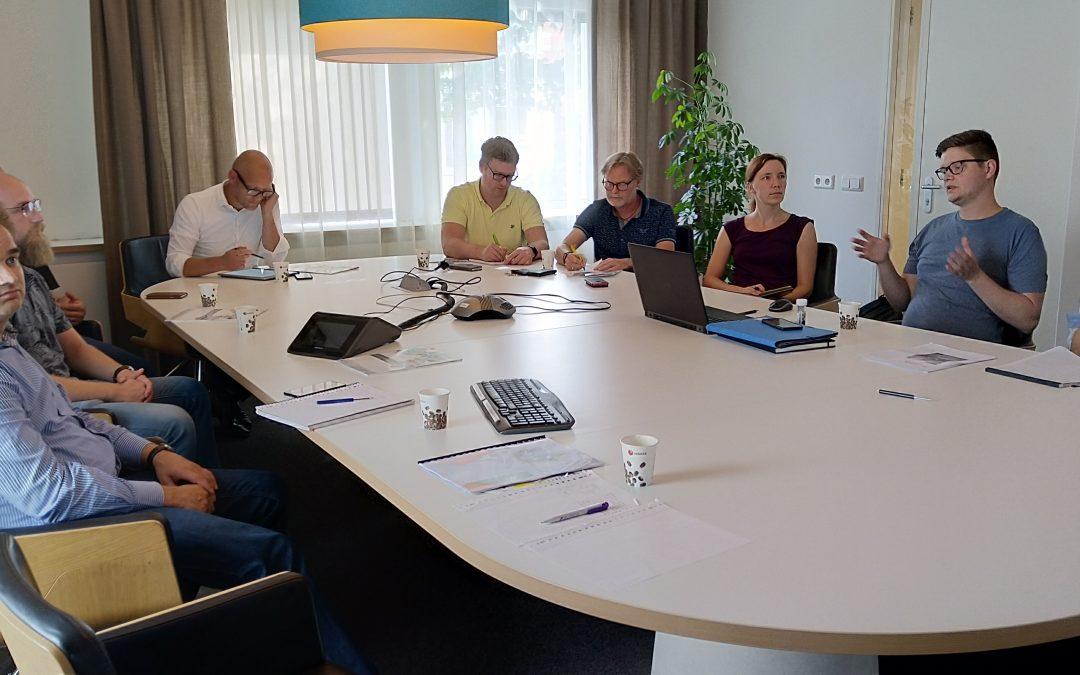 Presentatie hoogwaardige mestvergisting en waterstofproductie