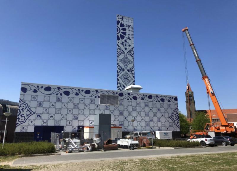 Enschedese wijk Roombeek straks aangesloten op Warmtebaan