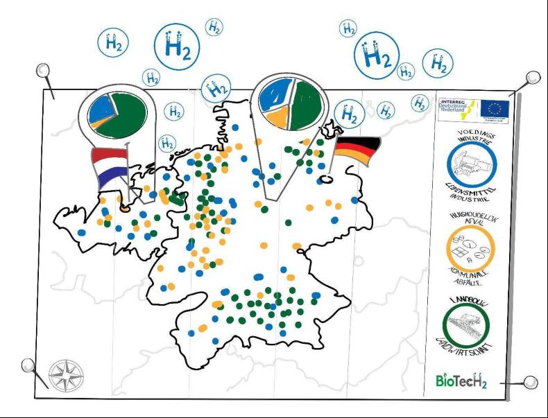 D-NL potentieel studie: Waterstof uit natte afvalstromen biedt duurzaam perspectief
